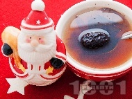 Ошав - топла напитка със сушени плодове
